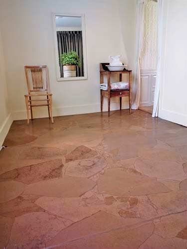 A Simple Guide to Inexpensive and Beautiful Floor Techniques