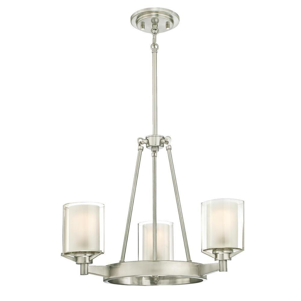separation shoes 35091 27be0 Glenford - Three Light Chandelier