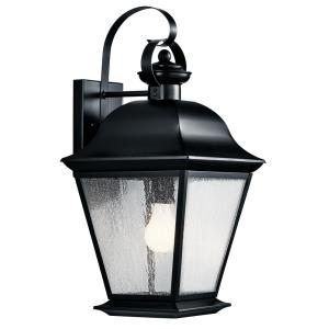 1f6ccb3413d Mount Vernon - One Light Large Outdoor Wall Lantern